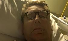 Tomasz Lis opublikował zdjęcie ze szpitala. Miał ważny powód