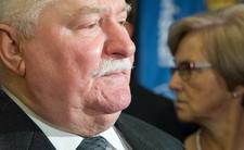 Lech Wałęsa jest załamany zachowaniem syna