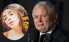 """Żona ministra PiS pręży się nago i eksponuje swe """"cnoty niewieście"""""""