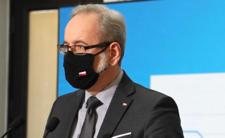 Minister Zdrowia zapowiada przywrócenie obostrzeń