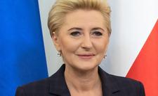 Agata Duda przekonuje nauczycieli: strajk nie ma sensu