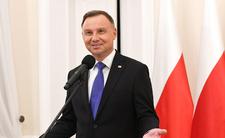 Andrzej Duda będzie się pławił w luksusach. Może się zakręcić w głowie