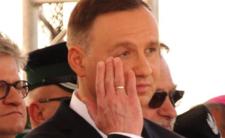 Andrzej Duda traci poparcie wyborców