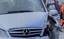 Kolumna prezydencka uderzyła w auto osobowe - czy był wypadek?