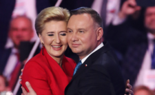 Andrzej Duda ma kochankę? Jolka Rosiek pokazała dowody. Wideo
