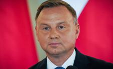 Andrzej Duda w szpitalu
