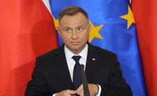 Andrzej Duda o obowiązku szczepień