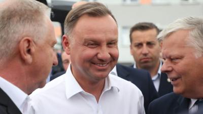 Andrzej Duda zmienił się w kilka godzin? Chce równości i szacunku