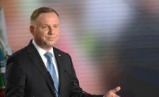AWybory Prezydenckie. Andrzej Duda przerażony