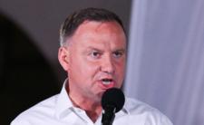 Andrzej Duda ostrzega dzieci przed koronawirusem