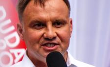 Andrzej Duda ma powody do zmartwień? Poparcie dla prezydenta spada