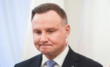 Andrzej Duda zmiażdżony! Prezydent zdruzgotany nowymi informacjami