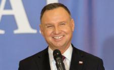 Andrzej Duda w Bieszczadach. Łamie zasady epidemii