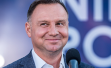 Andrzej Duda nazwany marionetką