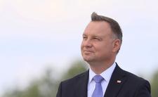 Andrzej Duda wyjechał na urlop. Już się zmęczył kadencją?