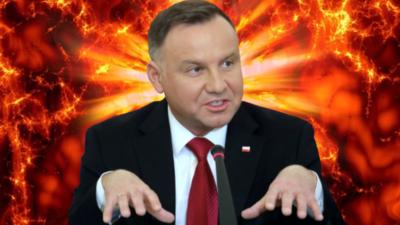 Czy Andrzej Duda podpisałby ustawę o końcu świata?