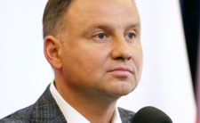 Andrzej Duda ma hasło wyborcze