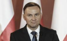 Andrzej Duda pokonał strach przed igłą