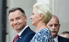 Andrzej Duda zostawi żonę?