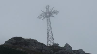 Banery wyborcze w Tatrach - szczyt wszystkiego?