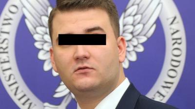 Bartłomiej M. może być pozbaiowny medalu, który dał mu Macierewicz
