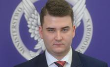 Bartłomiej Misiewicz na wolności. Schudł?