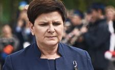 Beata Szydło ma kłopoty