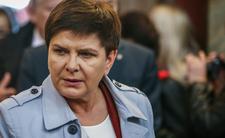 Beata Szydło wspomina Jana Szyszko
