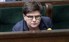 Beata Szydło zapowiada wojnę ideologiczną