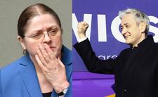 Krystyna Pawłowicz kontra Robert Biedroń - czy lider Wiosny jest agresywną bestią?