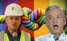 Trzaskowski i Biedroń razem - szykuje się polityczny romans?