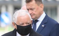 Błaszczak ma koronawirusa? Kaczyński i Duda mogli się zarazić!