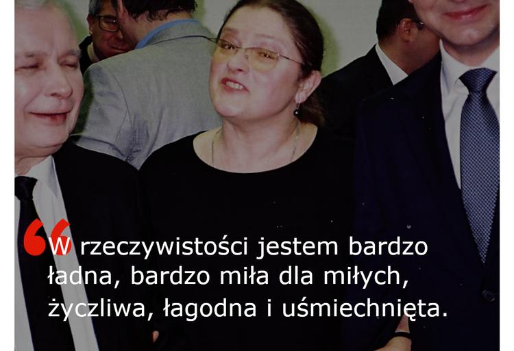 Krystyna Pawłowicz cytat