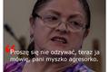 Krystyna Pawłowicz kontra myszka agresorka