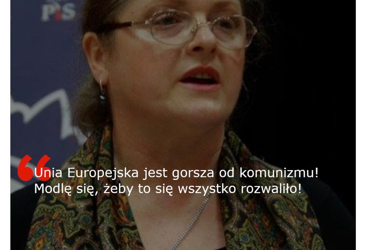 Pawłowicz o Unii Europejskiej