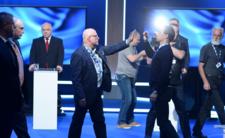 Krzysztof Bosak (Konfederacja) kontra TVP - debata wyborcza w cieniu skandalu