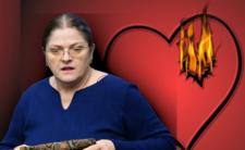 Miłosny sekret  Pawłowicz. Czy arakcyjna sędzia otworzy jeszcze swe serce na miłość?