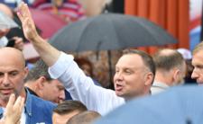 Andrzej Duda połączył LGBT i PRL
