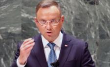 Andrzej Duda i przemówienie na forum ONZ. Czy ten twardziel to naprawdę on?