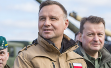 """Andrzej Duda """"walczy o wolność"""""""