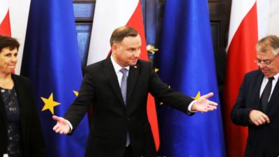 Wybór Andrzeja Dudy zaszkodzi Polsce?
