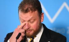 Minister Zdrowia do dymisji. łukasz Szumowski odchodzi z resortu
