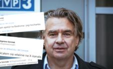 Dziennikarz TVP fantazjuje o Biedroniu i seksie. Pisze o penetracji
