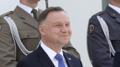 Andrzej Duda - mowa ciała to problem głowy państwa?