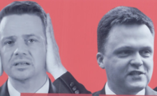 Trzaskowski i Hołownia połączą się jak polityczni Power Rangers?