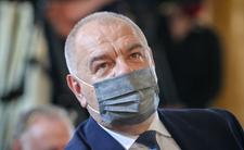 Jacek Sasin atakuje lekarzy w czasie pandemii COVID-19