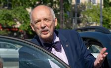Janusz Korwin-Mikke miał wypadek