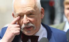 Janusz Korwin-Mikke i jego emerytura