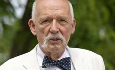 Janusz Korwin-Mikke w szpitalu. Przeszedł operację