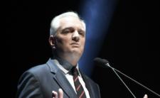 Jarosław Gowin straszy przedterminowymi wyborami
